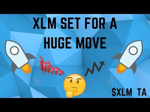 XLM Getting Ready For A HUGE Move?! (XLM Technical Analysis)