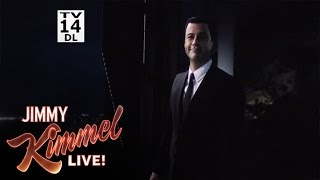 New Jimmy Kimmel Live Opening
