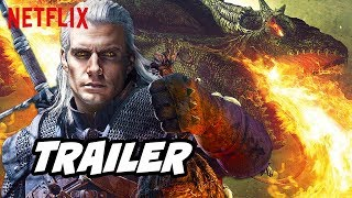 The Witcher Trailer - Netflix Episode Easter Eggs Breakdown