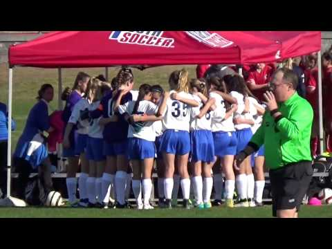 Cal North vs New Mexico (03's) - ODP Region IV Championships 2017