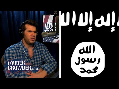 Is America Any Better Than ISIS? | Louder With Crowder
