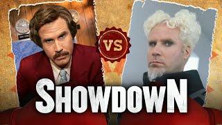 Ron Burgundy vs. Mugatu - Which Will Ferrell Character is Better? Showdown HD