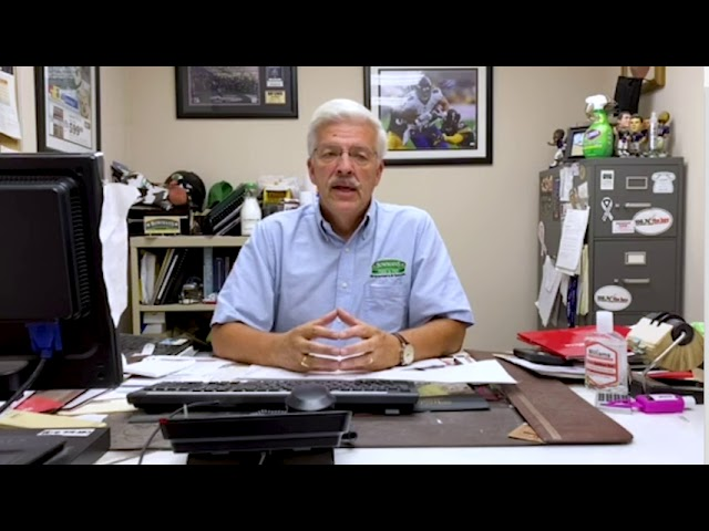 Dale Bowman, President and CEO of Bowman's Feed & Pets