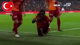 Galatasaray 2- 1 Atiker Konyaspor Maç özeti  11/03/2018 pazar