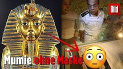 So sieht die Tutanchamun wirklich aus