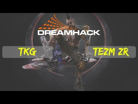 TKG vs Tezm zR   Reset   4x4   Quake Champions   Dreamhack Winter   qualifiers   South America