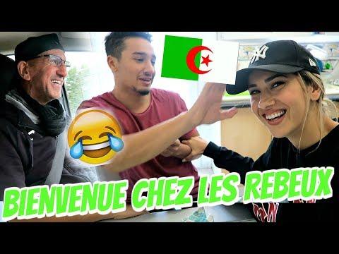 BIENVENUE CHEZ LES REBEUX !!