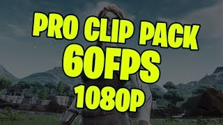 FREE FORTNITE CLIPS TO EDIT | 60 FPS 1080P HD | CLIP PACK (raw footage)