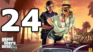 Grand Theft Auto 5 PC Walkthrough Part 24 - No Commentary Playthrough (PC)