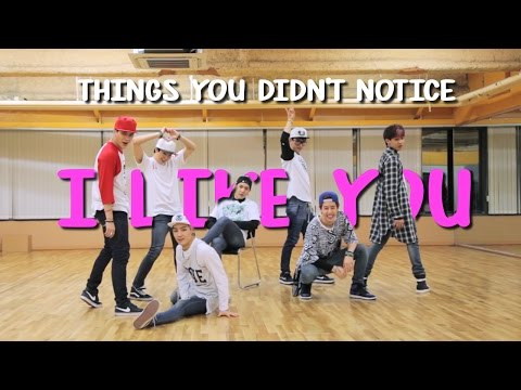 THINGS YOU DIDN'T NOTICE IN GOT7'S I LIKE YOU DP