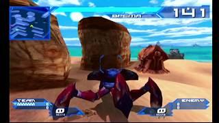 Alien Front Online часть 1 прохождение на русском с коментариями Sega Dreamcast