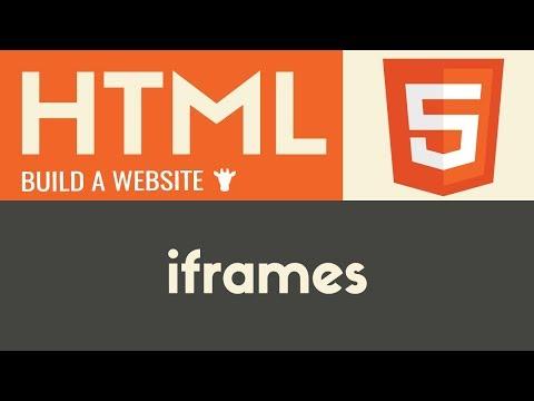 IFrames | HTML | Tutorial 15
