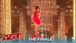 Bad Salsa: Indian Dance Duo Come To America For The Live Finale With SHOCKING Performance!