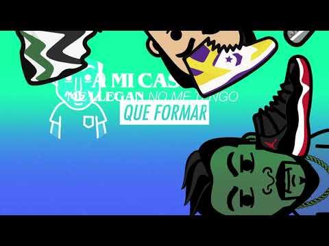Dj Ponta x Ricardo O´farrill x Yoga Fire - Sneaker Game (Official Lyric Video)