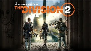 The Division 2 Gameplay PC - Intro Proloque Opening Cinematic Cutscene Trailer Movie