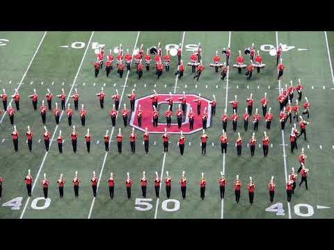BBHHS Bees Marching Band - 10-14-2017 Buckeye Invitational