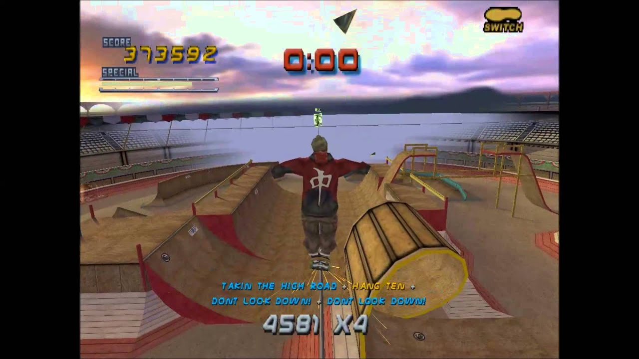 OK lets end this argument once and for all!Tony Hawk Pro
