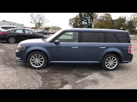 2019 Ford Flex Newburgh, New Windsor, Middletown, Marlboro, Beacon, NY R2349