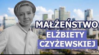 To małżeństwo nieodwracalnie zmieniło jej życie! Elżbieta Czyżewska i David Halberstam
