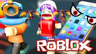 ROBLOX Escape the iPhone 7 Obby w/ RadioJH Games!