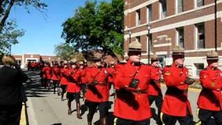RCMP Parade