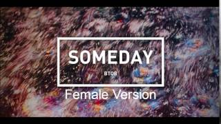 Download Video BTOB - SOMEDAY [Female Version] MP3 3GP MP4