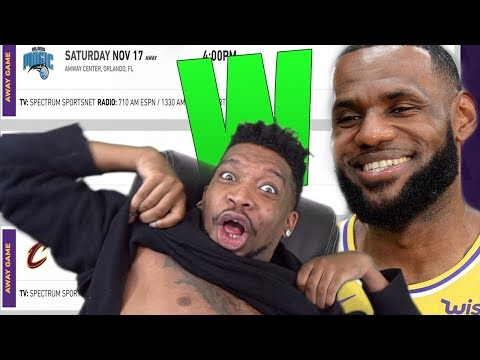 LAKERS ARE 1000% DONE LOSING GUYS! NBA STANDINGS & LAKERS 2 MONTH SCHEDULE BREAKDOWN!