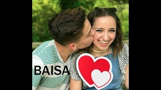 Baisa : Asa and Bailey cutest moments together : Couple goals