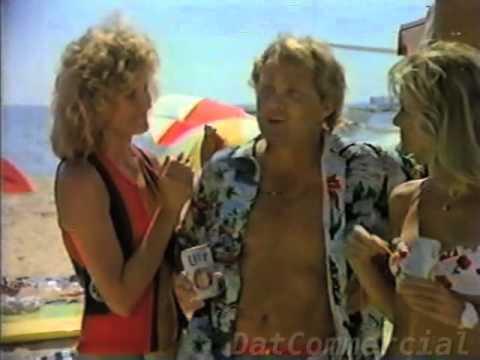 Miller Lite Beer Commercial (1985) ft. Corky Carroll Surfer