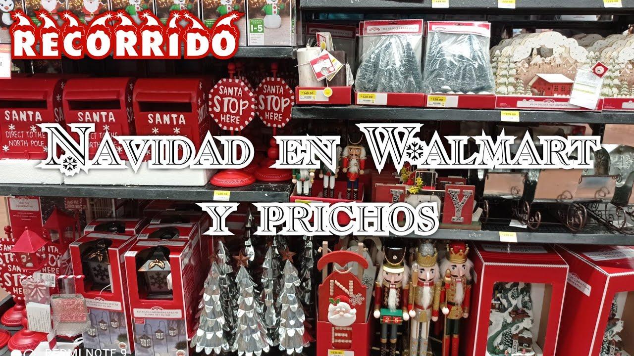 Download NAVIDAD EN WALMART Y PRICHOS/RECORRIDO🎄/la cúspide lomas verdes Estado de México