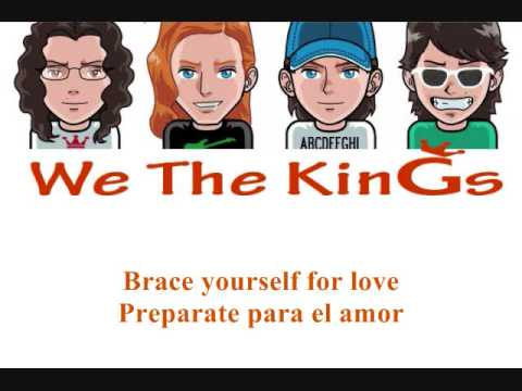 Secret Valentine   We The Kings (lyrics/Letra)
