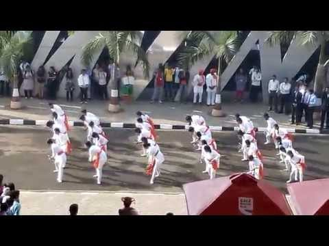 Lezim and Dhol by VSIT students