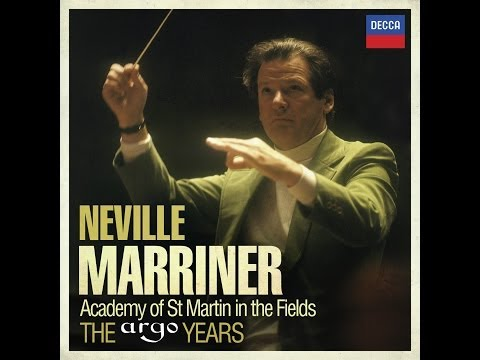 Academy of St Martin in the Fields - Neville Marriner interviews, Decca Disc 6