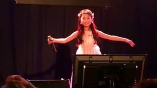 カトレア 小4 9歳『アイノカタチ feat.HIDE(GReeeeN)』MISIA