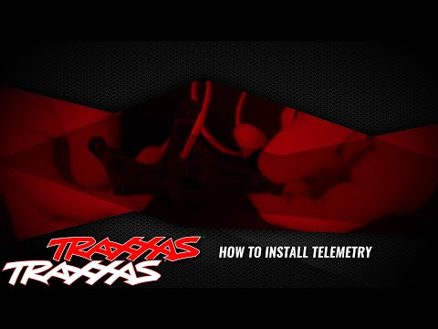 How to Install Telemetry | Traxxas Support