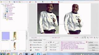 Como transformar imagem em png pelo photoscape