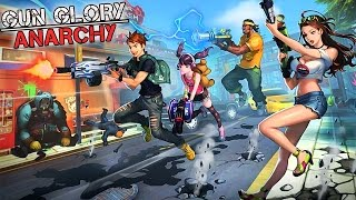 GUN GLORY: ANARCHY | Epic Mobile Action Game!! Campaign & PvP Gameplay