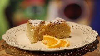Рецепт недели - апельсиновый пирог вверх дном