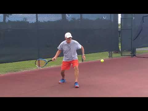 Playing Tennis Pt 2