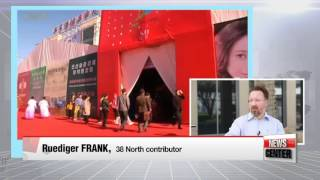 38 North expert: The biggest change in N. Korea is the emergence of ′middle clas