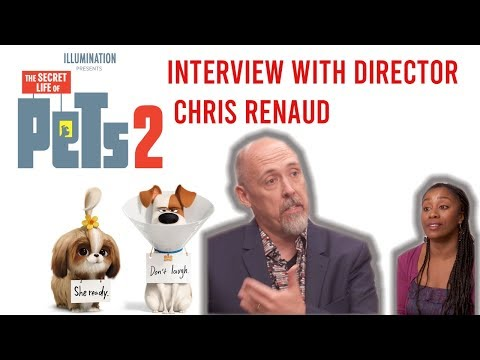 Interview: Director Chris Renaud | The Secret Life Of Pets 2