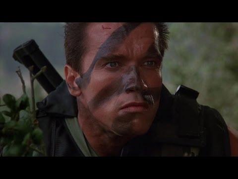 Commando - я убью тебя последним [Шварценеггер]