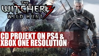 CD Projekt RED Discuss Witcher 3 Xbox One Vs PS4 Resolution | Looks Gorgeous Either Way