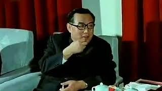 朝鲜电视台播出金日成会见毛主席周恩来画面