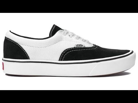 "Shoe Review: Vans ""Comfy Cush"" Era (Suede/Black/Marshmallow)"