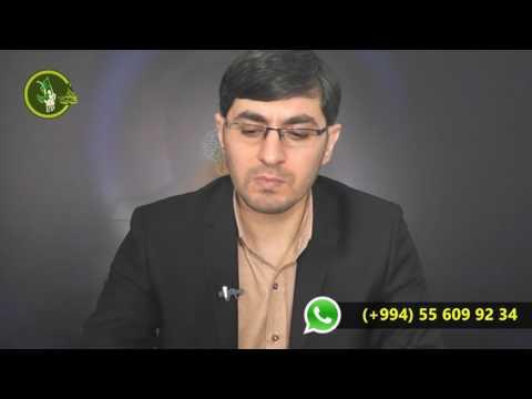 Hacı İlkin Quran elmləri 7-ci dərs