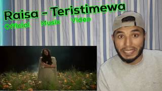 Gambar cover Reaction to: Raisa - Teristimewa (Official Music Video)