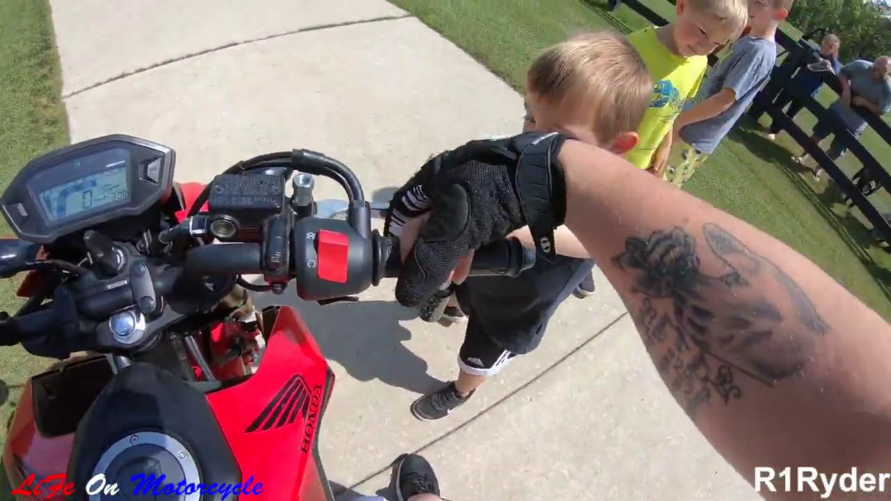 Bikers Are Awesome 2020 - Random Acts of Kindness 2020 [Ep #58]