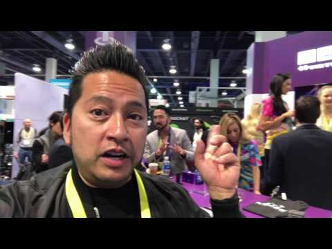 Teacher VLoG: Mr N attends the 2017 CES Las Vegas