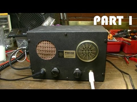 Vintage Watch Timer Converted into KILLER Guitar Preamp (Part 1)